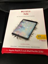 ZAGG InvisibleShield HDX Impac Screen Protector for Apple iPad Pro / Air / Air 2