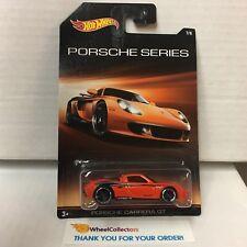 Porsche Carrera Gt * Hot Wheels Porsche Series Walmart Only * G46