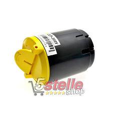 TONER CARTUCCIA GIALLO PER SAMSUNG CLP-300 CLP300N CLX 2160 2160N 3160N 3160FN