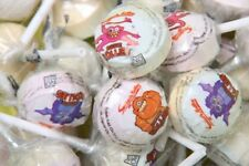 SWIZZELS MATLOW DOUBLE LOLLIES X 50 RETRO SWEETS PARTY BAGS LOLLIPOPS