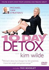 Michael Van Straten's 10 Day Detox With Kim Wilde (DVD, 2004) NEW SEALED PAL R2