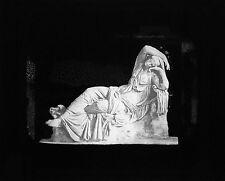 PHOTO ON GLASS HELLENISTIC SCULPTURE SLEEPING ARIADNE