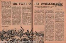 The Fight On The Musselshell +Andrew,Beaver,Clendennin,Girard,Grinnell,Mortimer