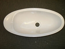 Elddis Compass Caravan Motorhome Bathroom White Plastic Vanity Sink Basin SN6