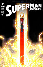 Superman Univers N°10 - Urban Comics-DC Comics - Décembre 2016
