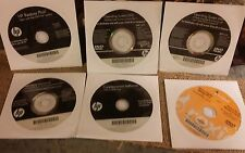HP Compaq dc5850 Restore DVD Set Vista 32 Bit business home service pack Compaq