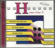 HOUSE LINE 3 * 2CD COMPILATION 1997 * VAROUS ARTISTS