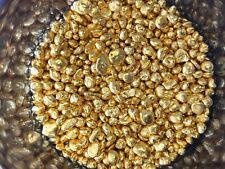 1 Gram 24k .999 Fine Pure Gold Shot / Nuggets - Bullion