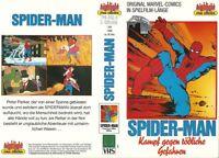 [VHS] Spider-Man - Kampf gegen tödliche Gefahren (1986)