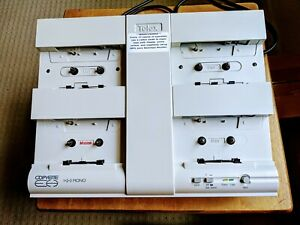 Telex Copyette 1-2-3 Mono cassette duplicator 300350100