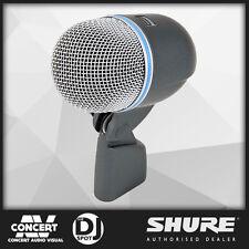 SHURE Beta 52A Large Diaphragm Dynamic Bass Drum Microphone - GENUINE AUS STOCK