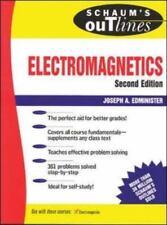 Electromagnetics: Second Edition (Schaum's O... by Edminister, Joseph 0070212341