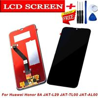 LCD Display Touch Screen Replacement+Tools for Huawei Honor 8A JAT-L29/TL00/AL00