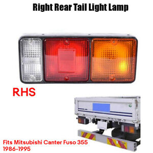 RHS RearTail Lights Lamp Fits Mitsubishi Canter FE444, Fuso 355 Truck