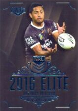 Brisbane Broncos 2016 Season NRL & Rugby League Trading Cards