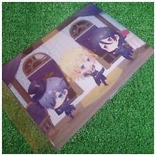 Kuroshitsuji Black Butler A4 Clear File Folder -Phoenix!!- Ciel Druitt Sebastian