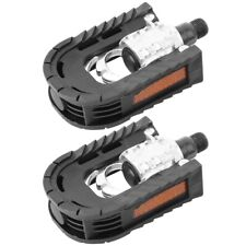 1 Pair Aluminum Alloy Mountain Road Bicycle Bike Folding Pedal Cycling Accessory