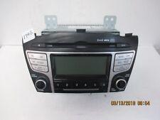 2013 Hyundai Tucson CD Sat Radio 9616-2S150TAP