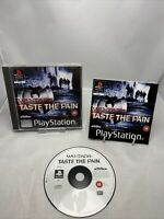 Wu Tang Taste The Pain (Sony PlayStation 1, 1999) Ps1 Game Free P&p