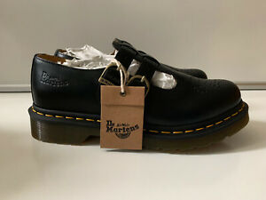 Dr Martens Girls Mary Jane Uk Size 6 (39) Air Wair School Shoes
