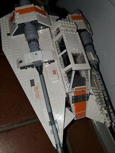 Lego Star Wars Snow Speeder