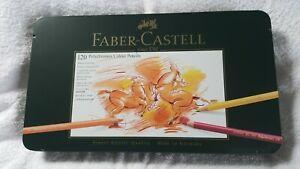 Kunstler Supplies for Coloring Pencils  Faber Castell 120 Polychromos
