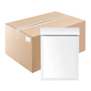 Luftpolsterumschlag Versandtasche Briefumschlag Gepolstert 100 Stück D14 G17 I19