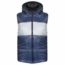 Abrigos y chaquetas de niña de 2 a 16 años chalecos azules