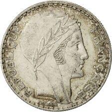 [#482328] Coin, France, Turin, 20 Francs, 1937, Paris, EF(40-45), Silver, KM:879