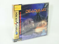 Sega Saturn DEADALUS Unused Condition REF 2601 ss