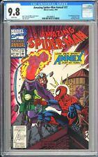 Amazing Spider-Man Annual #27 CGC 9.8 WP 3941088013 1st ANNEX/Alexander Ellis
