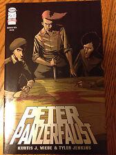 Peter Panzerfaust #6 - Image Series - 1st Printing