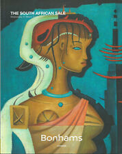 BONHAMS SOUTH AFRICAN ART Hodgins Pierneef Preller Sekoto Stern Catalog 2018