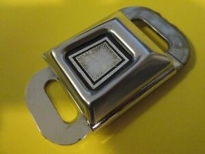 70's, 80's, 90's FORD Seat Belt Buckle OEM