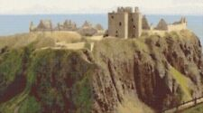 "Dunnottar Castle & Ruins - Scottish Cross Stitch Kit 18"" x 10"" - 14 Count"