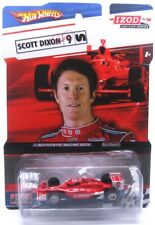 1:64 Hot Wheels Indy Car Series No.9 Scott Dixon with Real Rider