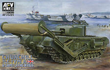 1/35 AFV Club Churchill Mk.IV TLC Laying Device and Carpet ( Type A) #AF35285