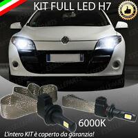 KIT LAMPADE H7 LED ANABBAGLIANTE RENAULT MEGANE III SPORTOUR 6000K XENON BIANCO