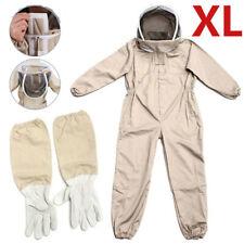 Beekeeping Protective Equipment Bee Keeping Full Body Beekeeper Hood Suit Xl