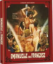 Emanuelle and Francoise Blu Ray Severin 1975 Joe D'Amato George Eastman