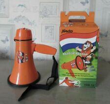 Mégaphone - Orange, Son Olé, Olé... Poignée pliable / Megafoon Holland Alecto