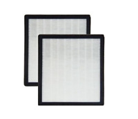 PureMate PM 500 Spare Set of Two Replacement True HEPA Filters (Pack of 2)