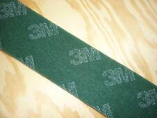 1m Schleifvlies  3M Scotch Polieren Schleifen Edelstahl  Metall Holz grün