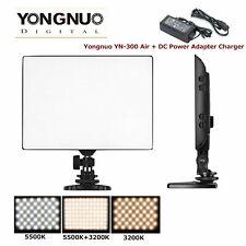 Yongnuo Yn300 Air Pro Video Photography Camera Light 3200K-5500K for Canon Nikon