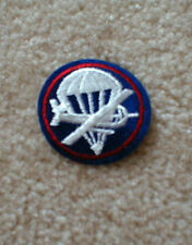 PARAGLIDER Overseas Cap patch