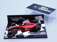 "Minichamps 510964391# Ferrari 1996 F1 Launch-Version "" Michael Schumacher ""1:43"
