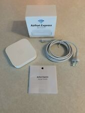 Apple AirPort Express Wireless N Router (MC414LL/A) A1392 2nd Gen AirPlay2