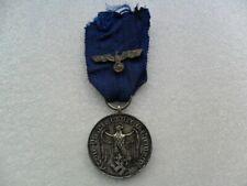 Original German WW2 Third Reich Army 4 year service medal