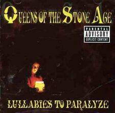 Lullabies to Paralyze Australian IMPORT 0602498802960 by Queens of The Stone