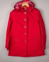 L. L. Bean Femme Standard OJAG8 Trench-Coat Veste TAILLE XS AVZ695